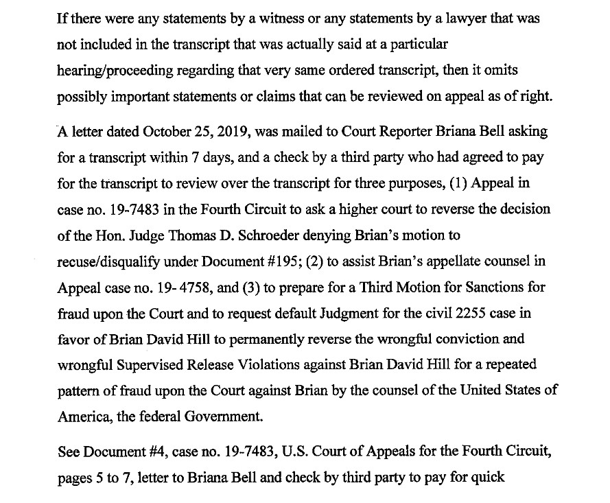 brian-d-hill-uswgo-motion-correct-transcript-appeal-us-federal-court-news-laurie-azgard-justice-3