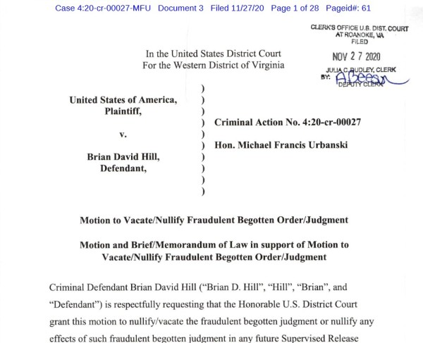 vacate-fraudulent-begotten-judgment-justice-uswgo-brian-d-david-hill-roanoke-virginia-va